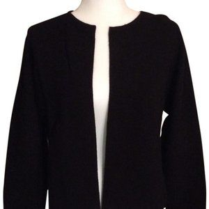 Open Front Cardigan Sweater slightly cropped